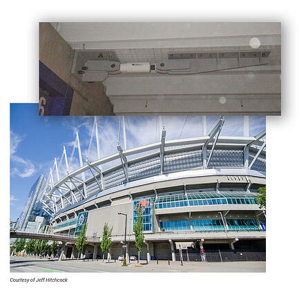 BC Place - Vancouver, BC