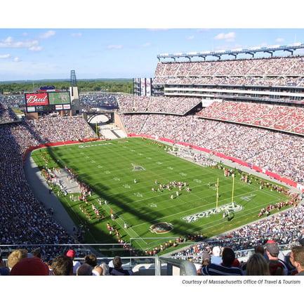 Gillette Stadium - Foxborough, MA